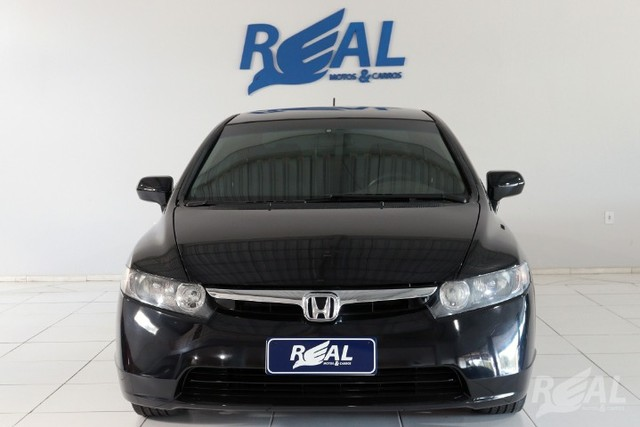 Honda Civic LXS 1.8 Automático Flex Financia Até 60X Com Apenas 5 Mil De Entrada - Foto 6