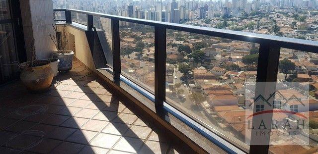 Apartamento c/4 suítes venda ou locação, 490 m² - Bosque da Saúde - São Paulo/SP - Foto 14