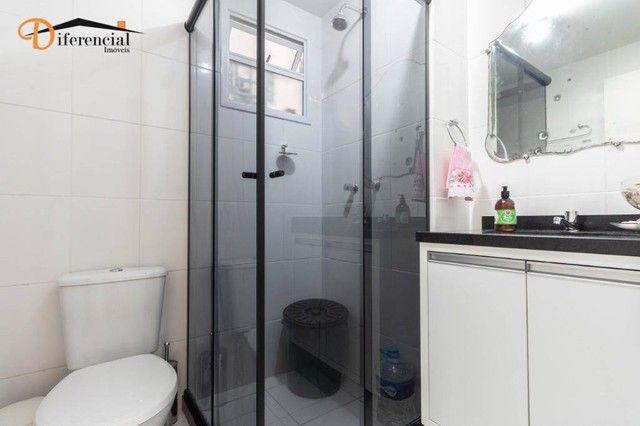 Apartamento com 3 dormitórios à venda, 62 m² por R$ 320.000,00 - Fanny - Curitiba/PR - Foto 12