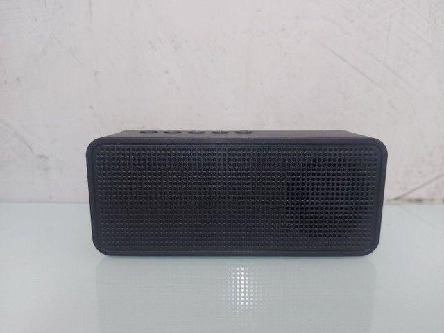 Relogio, Caixa de som, bluetooth e despertador - Foto 2