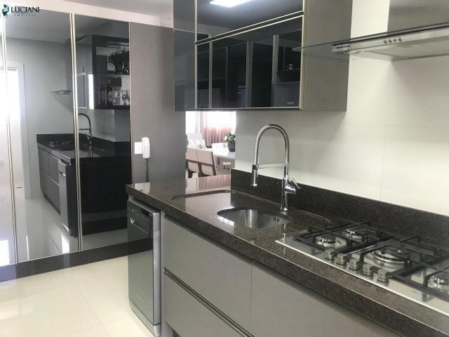 Magnífico Apartamento Mobiliado com 03 Suítes no Centro de Balneário Camboriú! - Foto 7