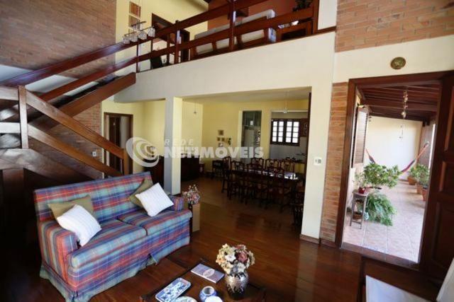 Casa à venda com 4 dormitórios em Itapoã, Belo horizonte cod:631309