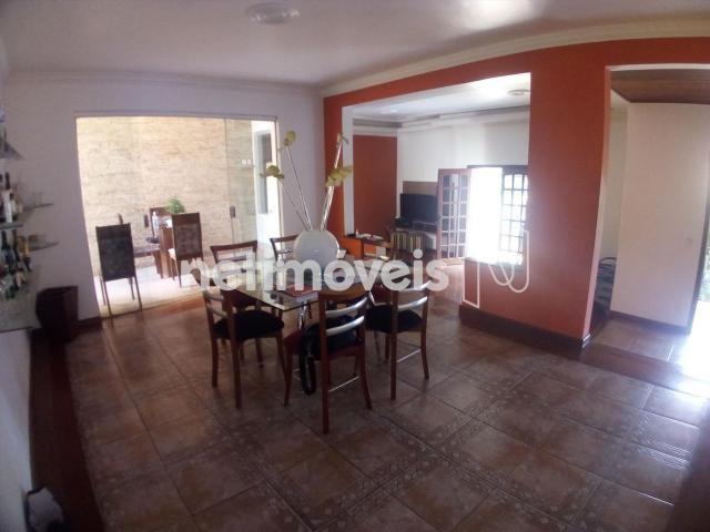Casa à venda com 5 dormitórios em Dona clara, Belo horizonte cod:740521 - Foto 11
