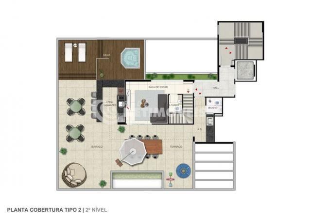 Apartamento à venda com 4 dormitórios em Ouro preto, Belo horizonte cod:641691 - Foto 20