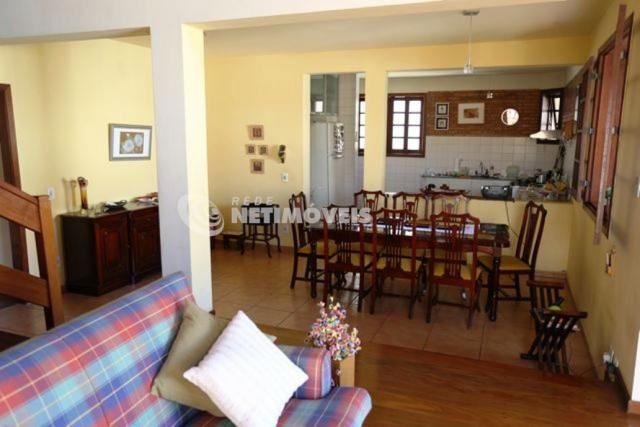 Casa à venda com 4 dormitórios em Itapoã, Belo horizonte cod:631309 - Foto 2