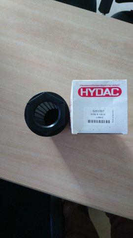 Filtro hidráulico de sucção da Hydac  100 litros 125 micra - Foto 2