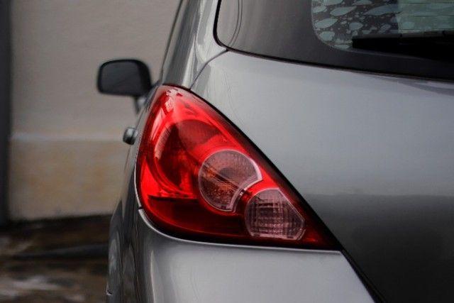Nissan Tiida 1.8 16V MT Flex - Foto 8