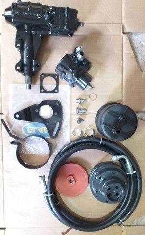 Kit de Direção Hidráulica Ford F 1000 / F 4000 - Foto 4