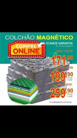 Box, Colchão e Cabeceira Direto da Fábrica - Foto 3