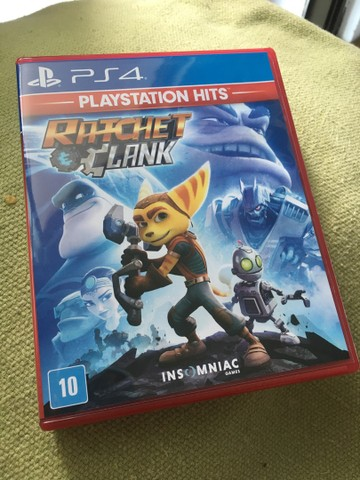 Ratchet Clank ps4 R$80,00