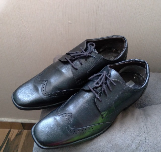 Disponível  sapato social tam 41 - Foto 3