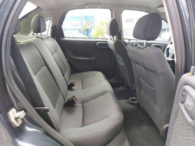 Corsa Sedan Premium 1.8 Flex 2008 COMPLETO + AIRBAG - Foto 16