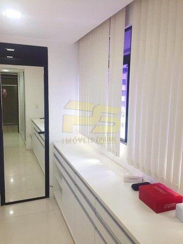 Apartamento à venda com 3 dormitórios em Manaíra, João pessoa cod:PSP714 - Foto 12