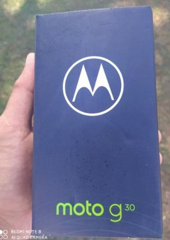 Moto G30 128 GB . Aceito propostas  - Foto 2
