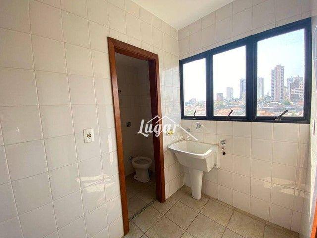 Apartamento com 3 dormitórios para alugar, 100 m² por R$ 1.300,00/mês - Boa Vista - Maríli - Foto 4
