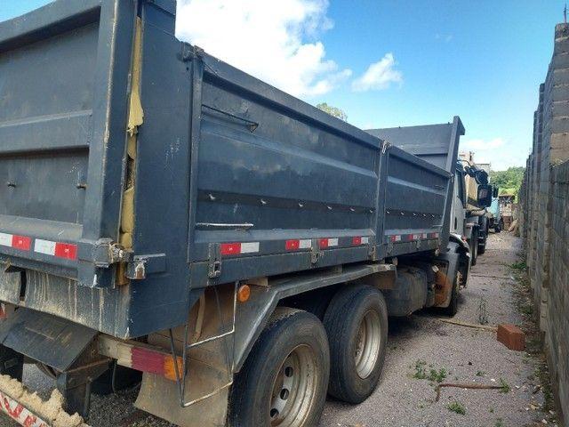 Caminhão caçamba basculante Ford cargo 1719 - Foto 3