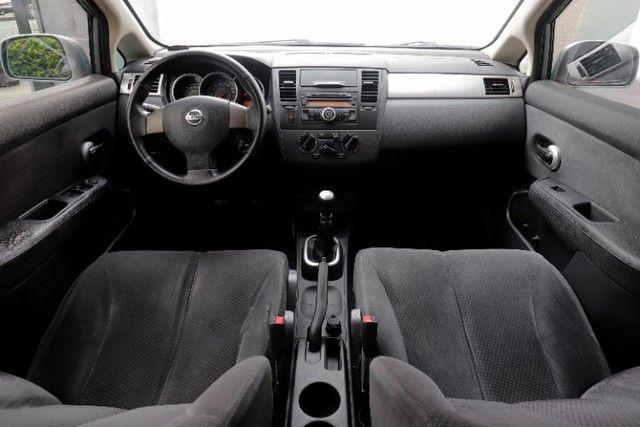 Nissan Tiida 1.8 16V MT Flex - Foto 11