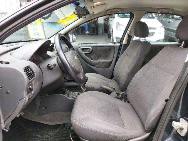Corsa Sedan Premium 1.8 Flex 2008 COMPLETO + AIRBAG - Foto 12