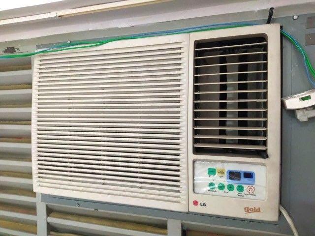 Ar condicionado LG de janela 8000 btu