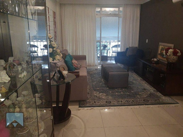 Apartamento à venda, 125 m² por R$ 870.000,00 - Icaraí - Niterói/RJ