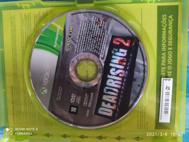 Jogo Xbox 360 Dead Rising 2 - Foto 2