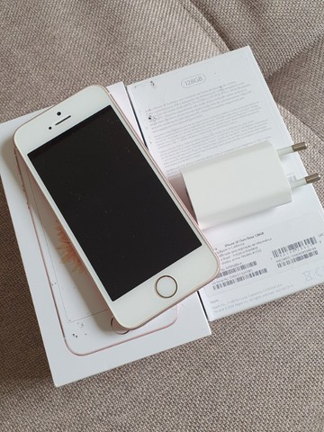 iphone SE 128gb rosa - Foto 3