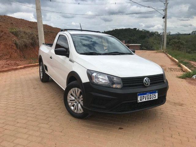 Volkswagen Saveiro Robust CS 2019 - Foto 6