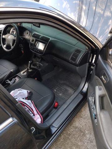 Vendo ou Troco Honda Civic 2004   - Foto 5