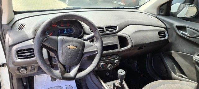 Chevrolet - Onix 1.0 Lt  2014 - Contato: Tubarão - * - * - Foto 12