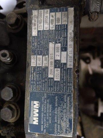 Motor MWM 210/6 - Foto 2