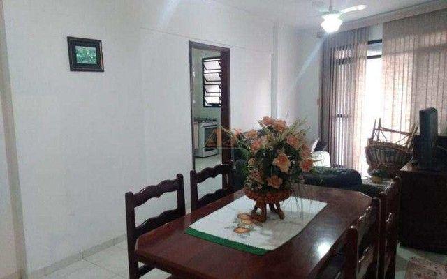 Apartamento em Praia grande - Canto do Forte, SENDO: 02 dormitórios, 01 sala ampla - Foto 9