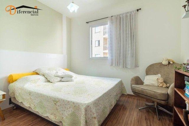 Apartamento com 3 dormitórios à venda, 62 m² por R$ 320.000,00 - Fanny - Curitiba/PR - Foto 4