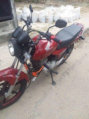 Moto 150 titan 2008
