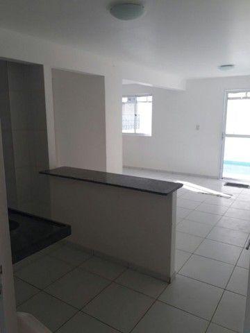 Apartamento de 01 quarto no bancários, com piscina churrasqueira e salão de festas - Foto 17