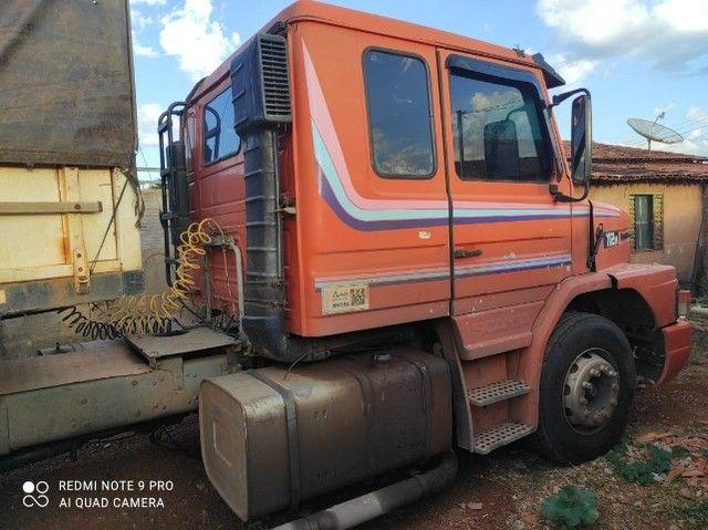 Scania 113 360 cv graneleira - Foto 17