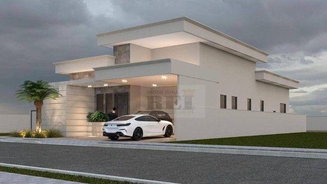 Casa com 4 dormitórios à venda, 242 m² por R$ 1.300.000 - Rio Verde/GO - Foto 8