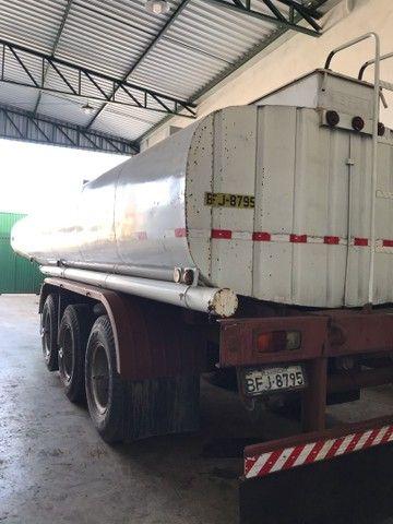 Carreta tanque agua pulverização lavoura  - Foto 2
