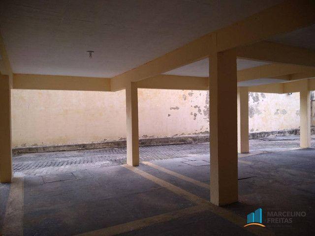 Apartamento com 3 dormitórios para alugar, 112 m² por R$ 999,00/mês - São Gerardo - Fortal - Foto 7