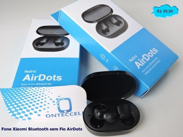 Fone Bluetooth AirDots Xiaomi sem Fio (entrega grátis) - Foto 4