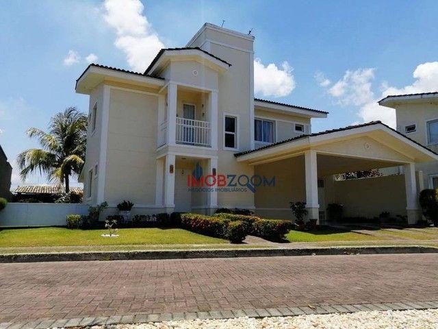 Linda casa duplex em condomínio no Eusébio - Foto 2