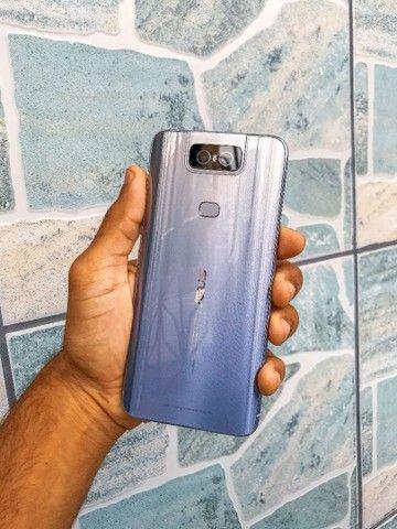 Zenfone 6 64gb com nota fiscal e caixa - Foto 3