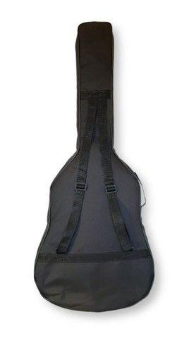 Bag acolchoada para violão Rozini  - Foto 2