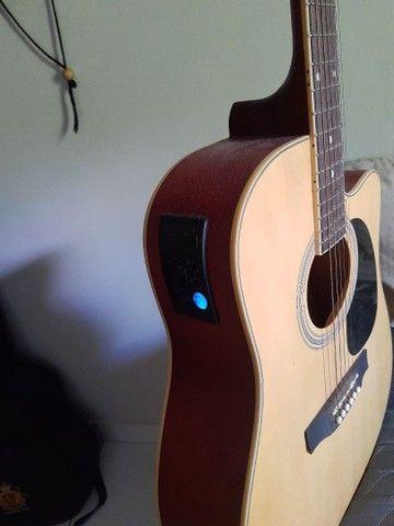 Vendo violão Giannnini - Foto 2