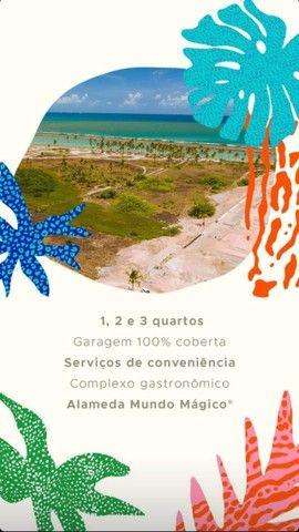 ({(APN)}) Flats em Muro Alto a beira mar - Foto 3