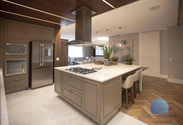Apartamento Garden com 4 dormitórios à venda por R$ 5.052.200,00 - Cabral - Curitiba/PR - Foto 5