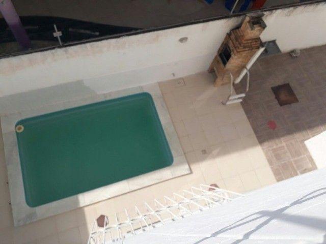 Apartamento de 01 quarto no bancários, com piscina churrasqueira e salão de festas - Foto 15