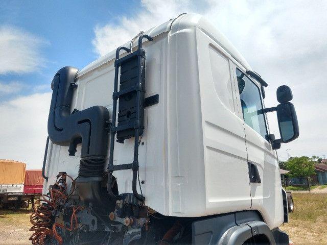 Scania G420 6X2 2010 Trucado No Estado ou Revisado - Foto 5