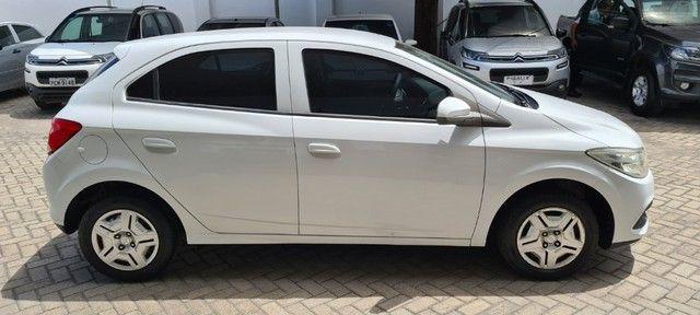 Chevrolet - Onix 1.0 Lt  2014 - Contato: Tubarão - * - * - Foto 7