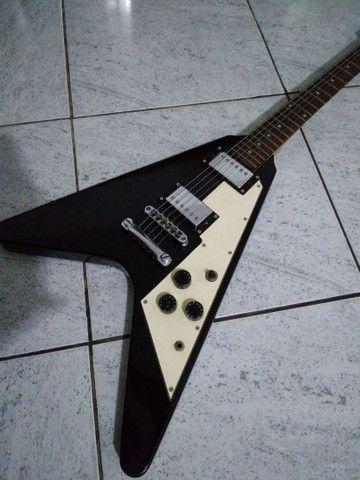 Guitarra flying v - Foto 4