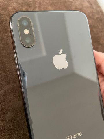 IPhone X preto 64 GB - Foto 3
